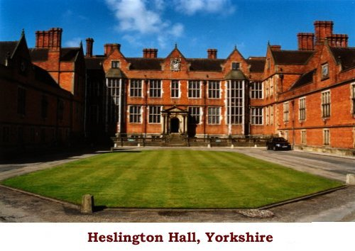 Heslington Hall