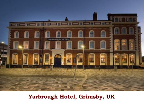 Yarborough Hotel, UK